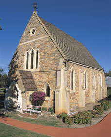 Uniting Church - York - Stayed