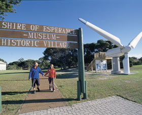 Esperance Municipal Museum - Stayed