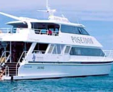 Poseidon Outer Reef Cruises - Stayed