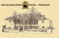 Macquarie Arms Hotel - Stayed