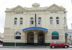 The London Hotel - Stayed