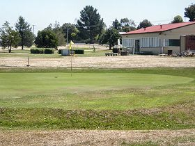 Campbell Town Golf Club - Stayed