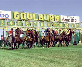 Goulburn and District Racing Club - Stayed