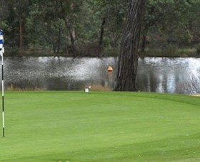 Hepburn Springs Golf Club - Stayed