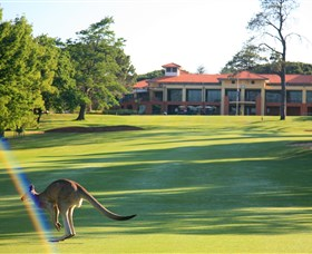Royal Canberra Golf Club - Stayed