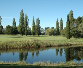 Goulburn Golf Club - Stayed