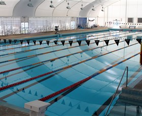 Canberra Olympic Pool and Health Club - Stayed