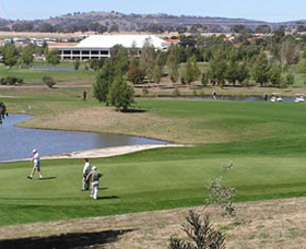 Gungahlin Lakes Golf and Community Club - Stayed