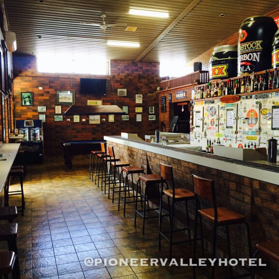 Pioneer Valley Hotel - Stayed