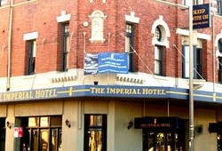 Imperial Hotel - Stayed