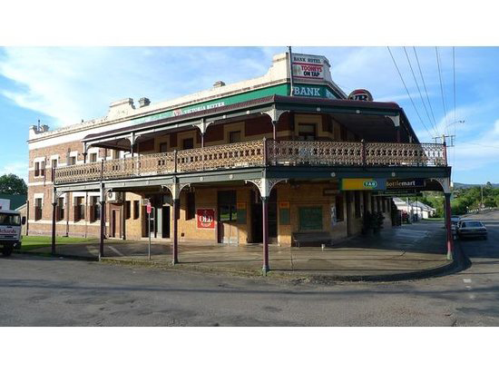 Bank Hotel Dungog - Stayed