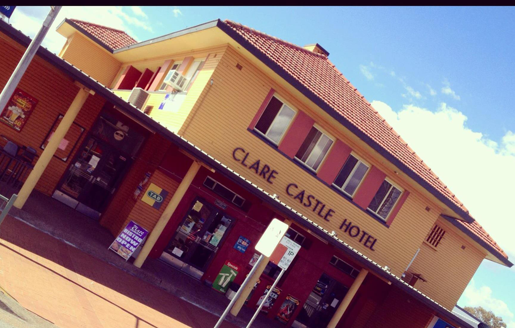 Clare Castle Hotel - Stayed