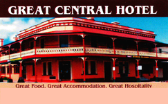 Great Central Hotel - Stayed