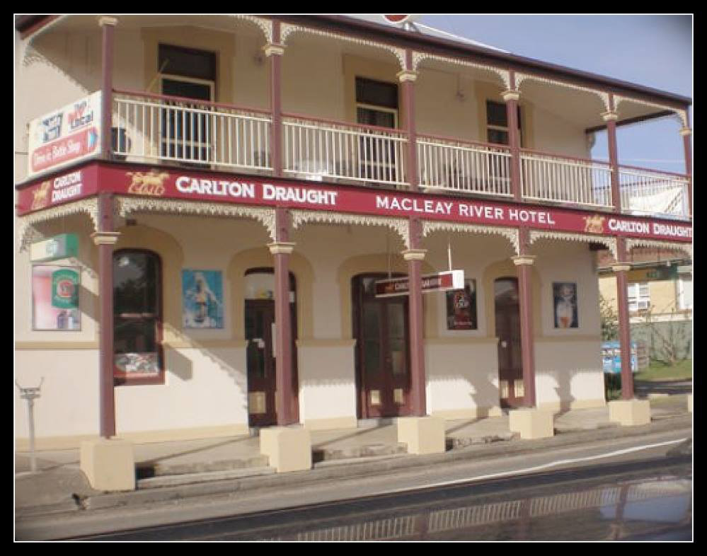 Macleay River Hotel - Stayed