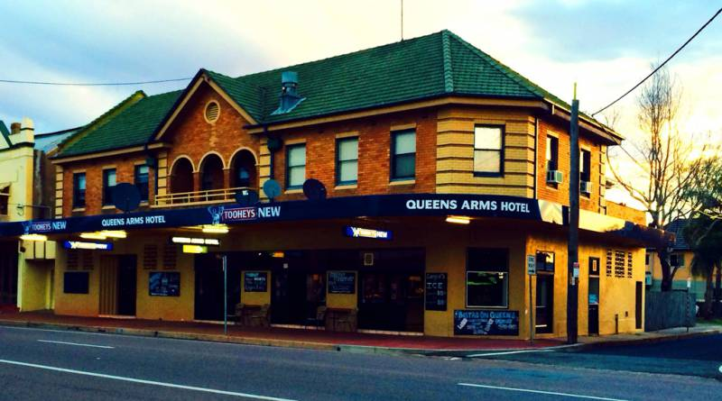 Queens Arms Hotel - Stayed