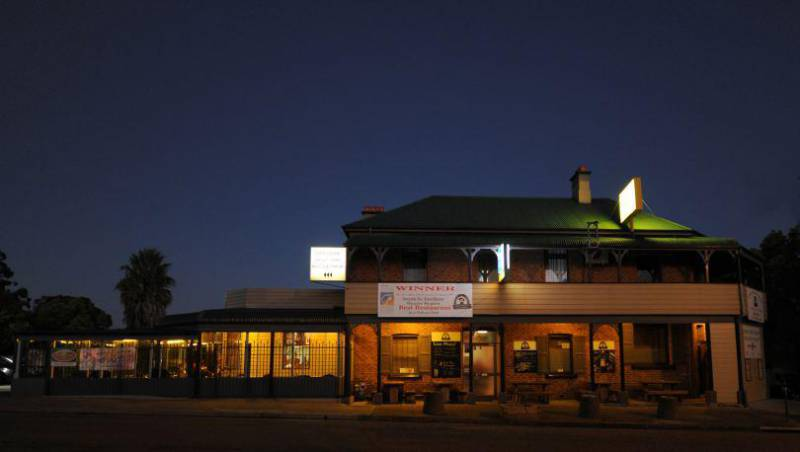 Bushrangers Bar  Brasserie - Stayed
