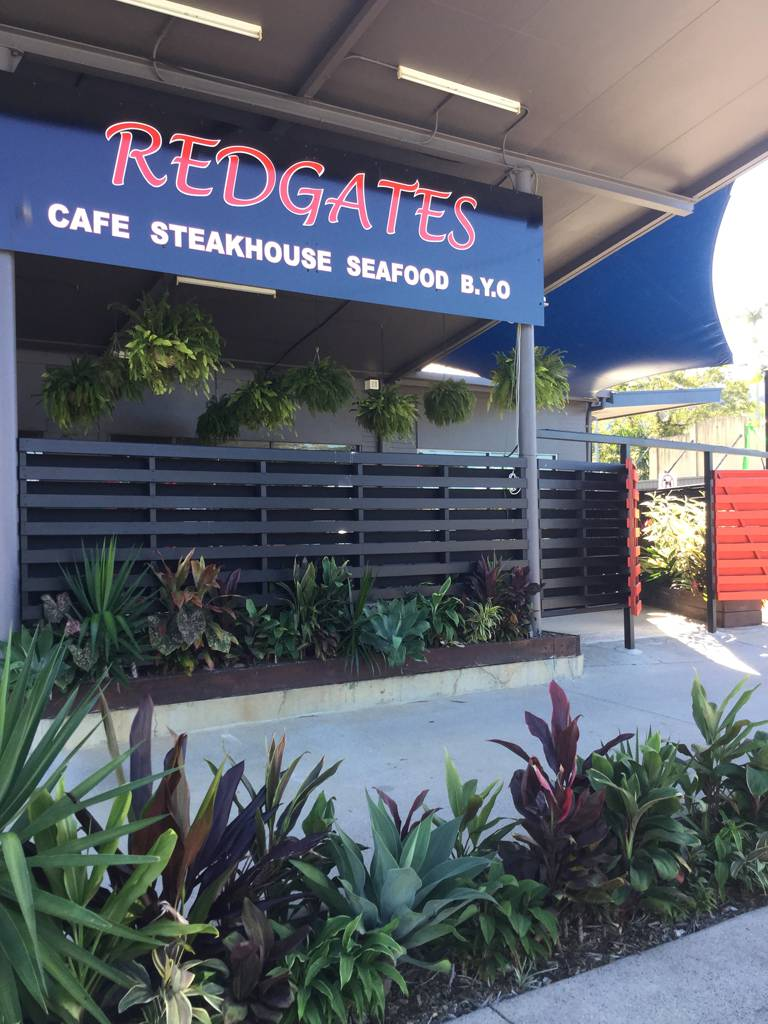 Redgates Caf Steakhouse Seafood - Stayed