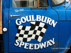50 years of racing at Goulburn Speedway - Stayed