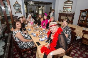 Bygone Beauty's Traditional High Tea Supreme for Good Food Month. - Stayed