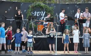 Carols in the Park Corowa - Stayed