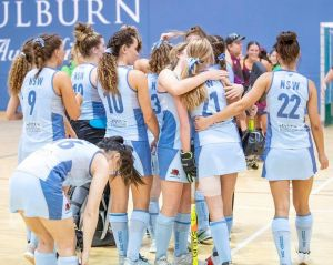 Hockey NSW Indoor State Championship  Under 18 Girls - Stayed