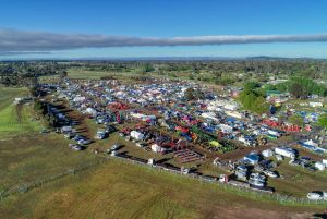 Murrumbateman Field Days - Stayed