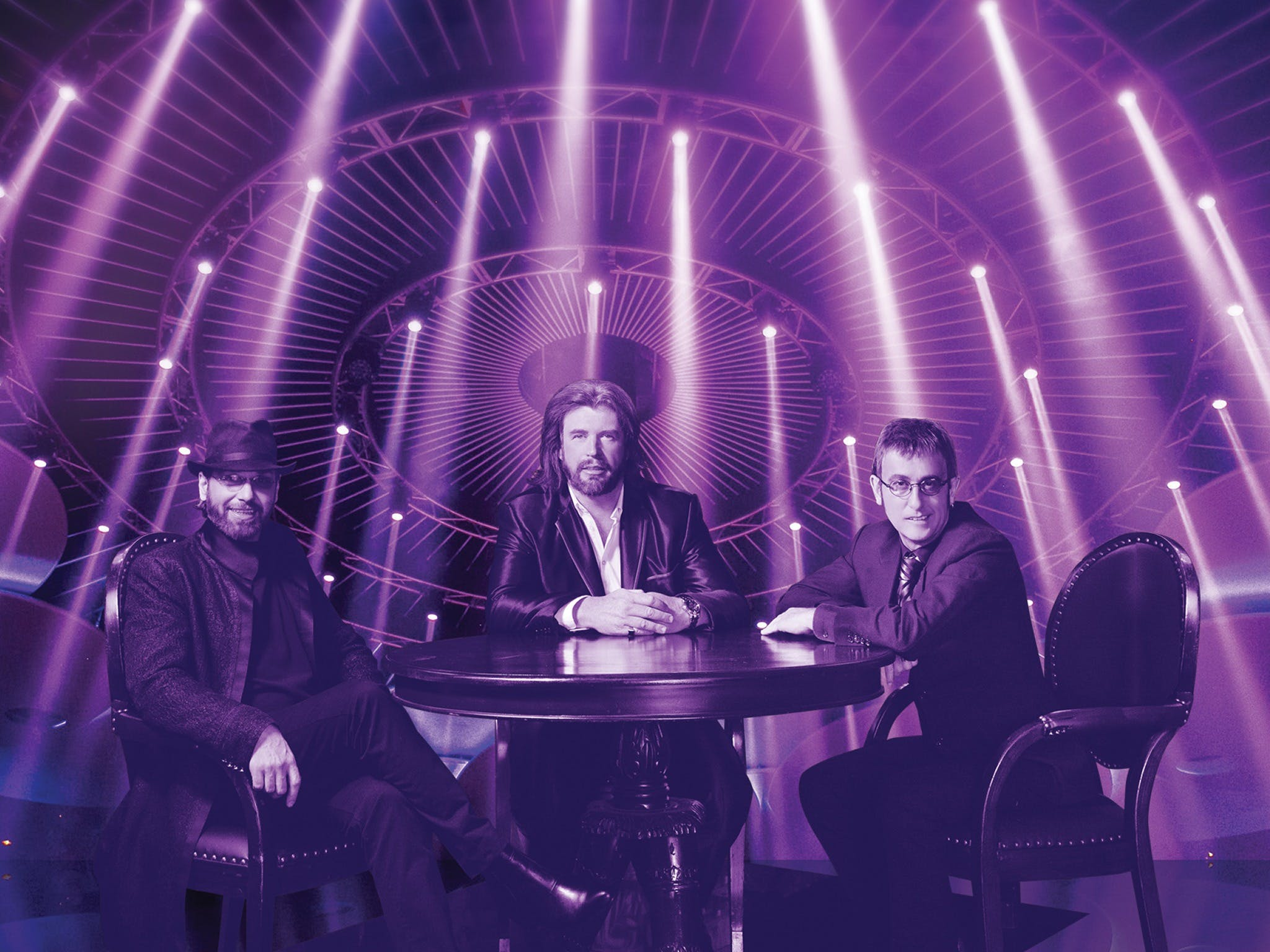 The Australian Bee Gees Show - 25th Anniversary Tour - Bathurst - Stayed