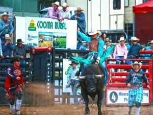 AgriWest Cooma Rodeo - Stayed