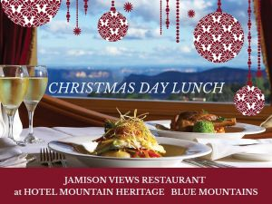 Christmas Day Lunch Hotel Mountain Heritage - Stayed