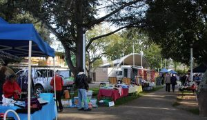 Cooma Rotary Markets - Stayed