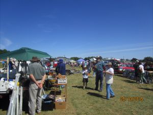 Crookwell Rotary Swap Meet and Market Day - Stayed
