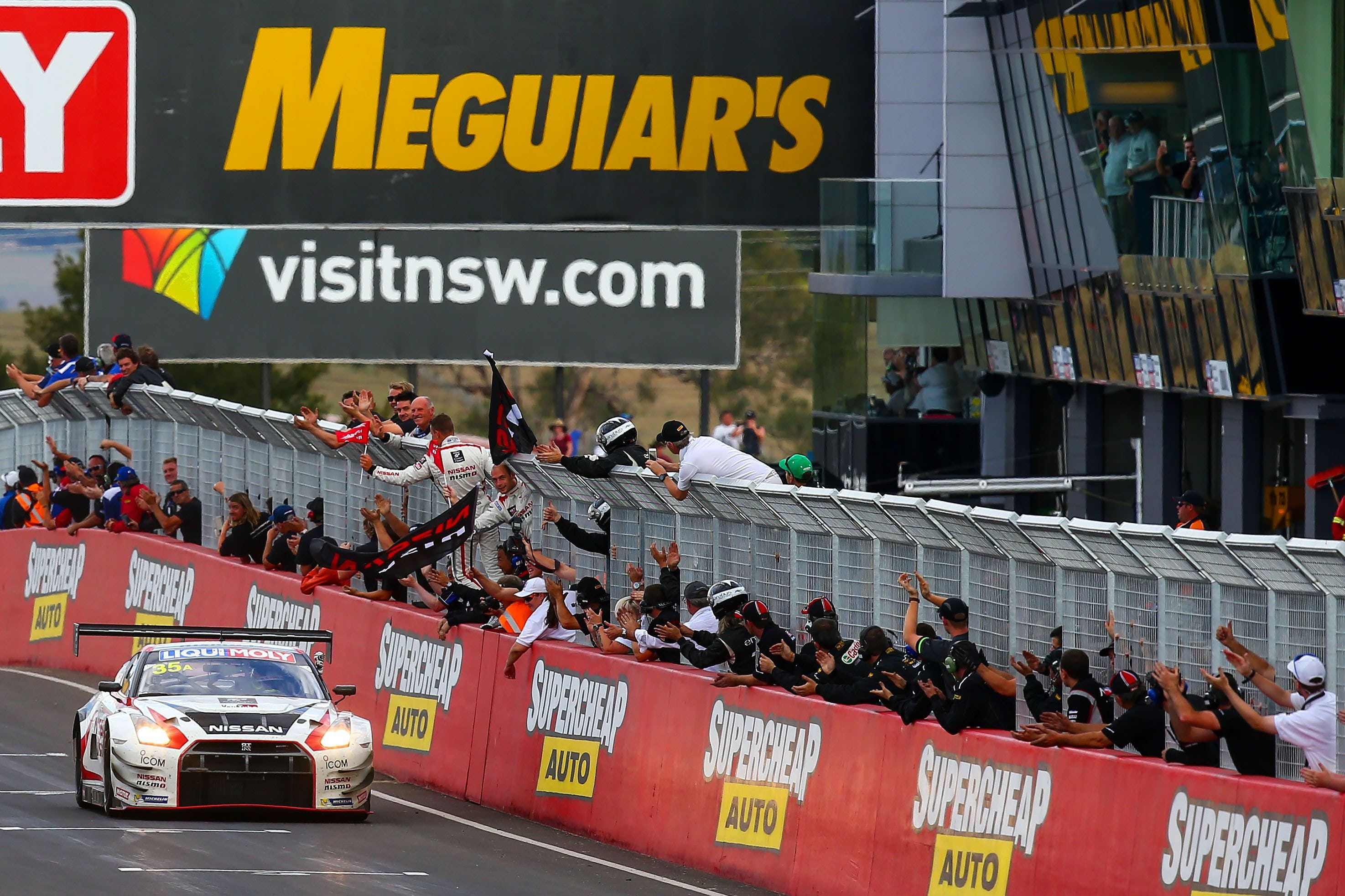 Liqui-Moly Bathurst 12 Hour - Stayed