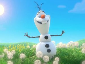 Meet Olaf from Frozen - Stayed