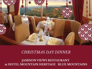Christmas Day Dinner Hotel Mountain Heritage - Stayed