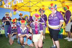 Grafton Relay for Life - NSW Cancer Council - Stayed