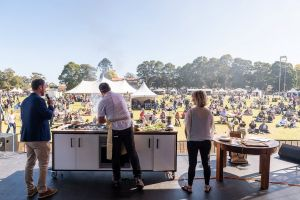 South Coast Food and Wine Festival - Stayed