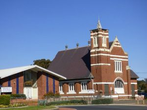 Uniting Church Monthly Markets - Stayed