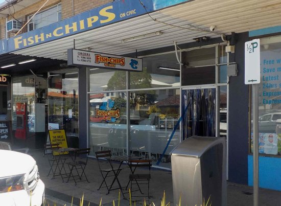 Fish N Chips On Civic - Stayed