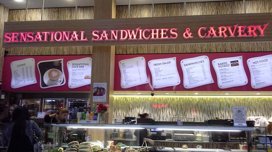 Sensational Sandwiches and Carvery - Stayed