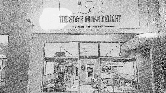 The Star Indian Delight - Stayed