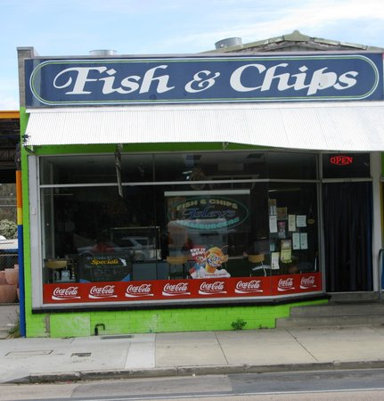 Isley's Fish  Chips - Stayed