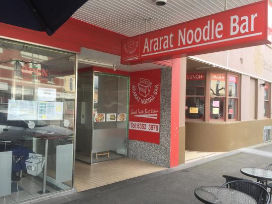 Ararat Noodle Bar - Stayed