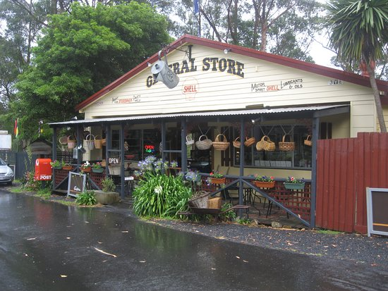 Cabbage Tree Cafe - Stayed