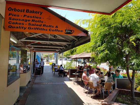 Orbost bakery - Stayed