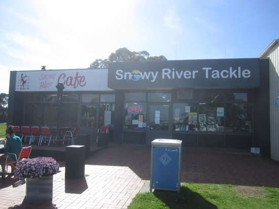 Snowy River Cafe - Stayed
