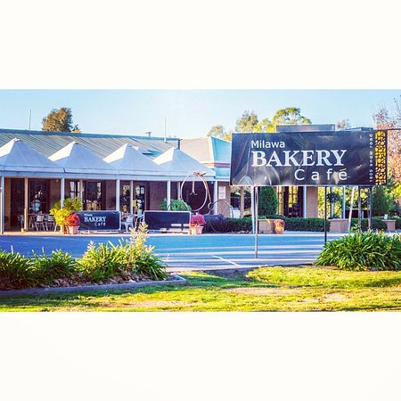 Milawa Bakery Cafe - Stayed
