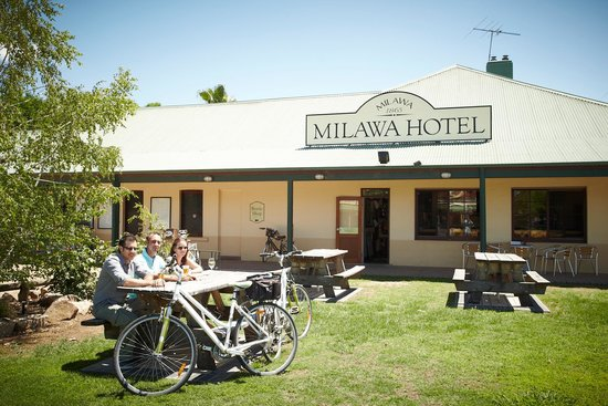Milawa Commercial Hotel Restaurant - Stayed