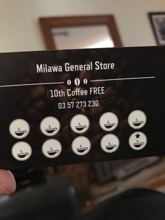 Milawa General Store and Coffee Shop - Stayed