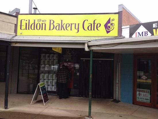 The Eildon Bakery Cafe - Stayed