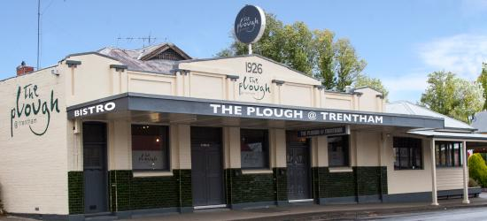 The Plough at Trentham - Stayed